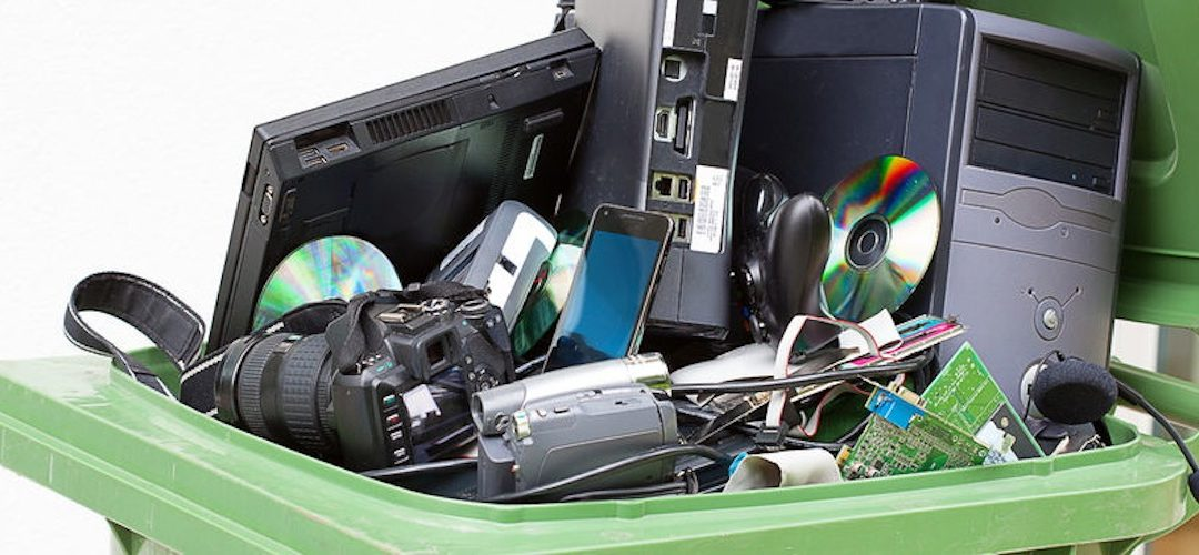 how to dispose of computers