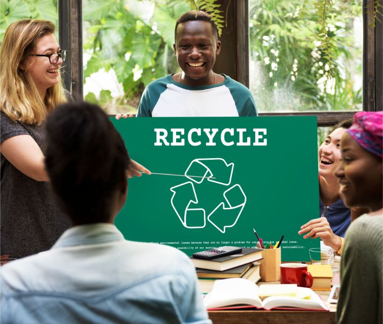 Eco Friendly Recycling The Best Solution To Save Environment